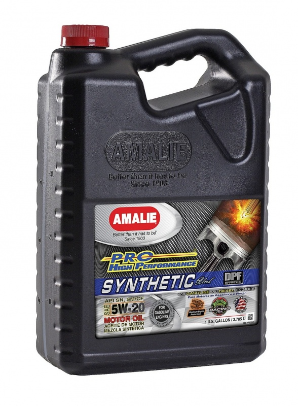 SAE 5W20 Amalie PRO High Perf Synthetic (3,78л) масло моторное
