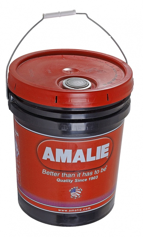 Amalie Pro Tac Plus Grease with 5% Moly 35lb(15,88кг) смазка шрус